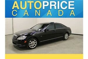 2012 Mercedes-Benz S-Class S350|BlueTEC|4MATIC|LONG WHEEL