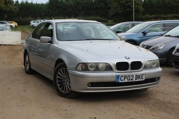 BMW 525D Automatic, FSH, Leather, 2 Owners, PDS