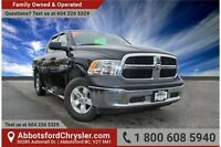 2014 RAM 1500 ST w/- Running Boards & Tow Package