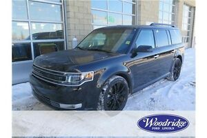 2016 Ford Flex Limited 3.5L V6, AWD, LEATHER, NAV