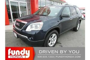 2011 GMC Acadia SLE 7 PASSENGER - ONE OWNER - GREAT CONDITION!