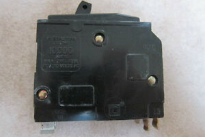 Circuit Breaker Model: QO115CP - Single Pole 15 Amp