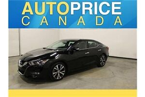 2016 Nissan Maxima SL SL LEATHER AND MORE