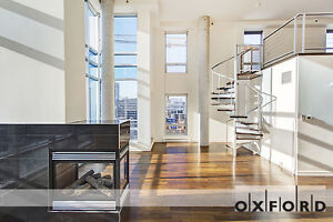 Beautiful Penthouse Suite with over 1600 sq ft.