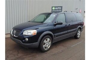 2007 Pontiac Montana SV6 THIS WHOLESALE VAN WILL BE SOLD AS T...