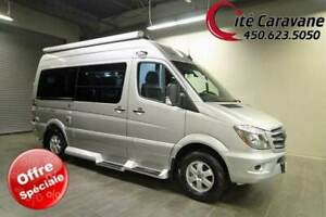 2019 Pleasure-Way Ascent ! Classe B mercedes tubo deisel sprinte