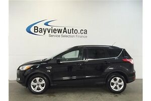 2016 Ford ESCAPE SE- ECOBOOST! 4WD! PANOROOF! LEATHER! SYNC!