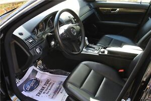 2009 Mercedes-Benz C-Class   AWD 4Matic   CERTIFIED Kitchener / Waterloo Kitchener Area image 10