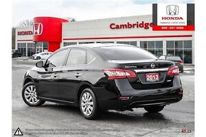 2013 Nissan Sentra 1.8 S BLUETOOTH | ECO MODE | REMOTE KEY-LE... Cambridge Kitchener Area image 4