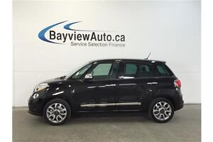 2015 Fiat 500L LOUNGE- TURBO! PANOROOF! NAV! U-CONNECT!