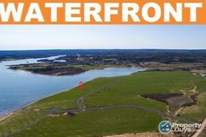 Waterfront & Waterview Lots - Overlooking Tracadie Harbour!
