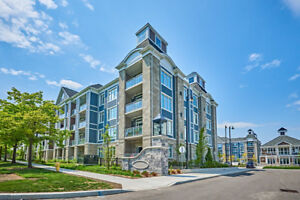 Stunning Condo At Whitby's Harbourside Condominiums By The Lake!