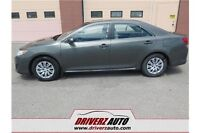 2014 Toyota Camry 30 MPG combined