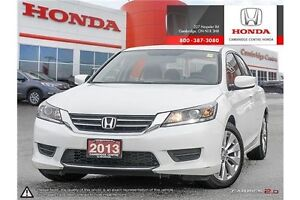 2013 Honda Accord LX REAR VIEW CAMERA WITH GUIDELINES | BLUET...