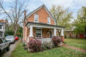 Located In The Heart Of Tottenham. This All Brick Century Home O