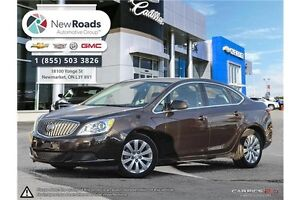 2015 Buick Verano Base LEATHER, 2 CLIMATE CNTRL