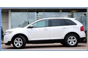 2013 Ford Edge SEL SEL/AWD/LEATHER/V6/PANO ROOF/CAMERA/PLATINUM Kitchener / Waterloo Kitchener Area image 4