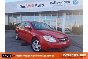 2008 Chevrolet Cobalt LT FRESH LOCAL TRADE, PST PAID
