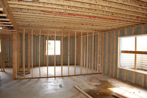 Time to Frame that Rec-Room only $1.50 per sq/ft floor area... Edmonton Edmonton Area image 2