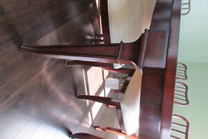 Ralph Lauren table and chair set dining room 8 chairs