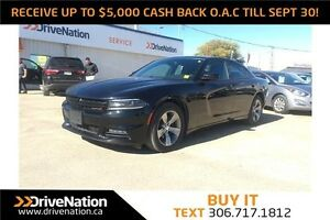 2015 Dodge Charger SXT RWD Sporty and Comfort!