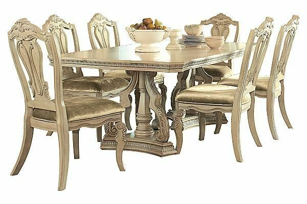 Stunning ORTANIQUE DINING SET BY ASHLEY