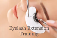 EYELASH EXTENSIONS TRAINING   Course and Certification