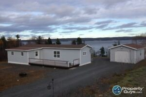 Two bedroom mobile home located in Deep Bight