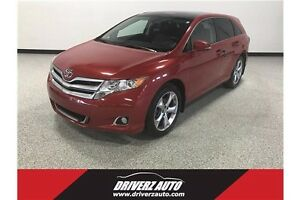 2013 Toyota Venza Base V6 ACCIDENT FREE, AWD, LEATHER