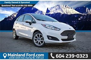 2015 Ford Fiesta SE NO ACCIDENTS, 1 OWNER