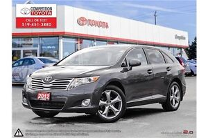 2012 Toyota Venza Base V6 One Owner, Toyota Serviced
