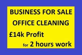 Cleaning Business FOR SALE * Gateshead, Newcastle, Washington, Sunderland * HIGHLY PROFITABLE *