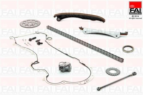 FOR FIAT PUNTO DOBLO 1.3 JTD D TIMING CHAIN GASKET GEARS SPROCKETS OIL FEED PIPE