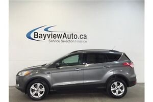 2014 Ford ESCAPE SE- ECO BOOST! HEATED LEATHER! NAV!