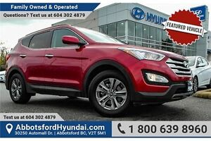 2016 Hyundai Santa Fe Sport 2.4 Premium LOCAL VEHICLE & NO AC...