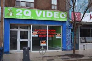 936 St Clair St. W. Commercial Space for Lease.
