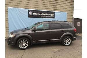 2015 Dodge Journey SXT 7 PASSENGER / SUNROOF