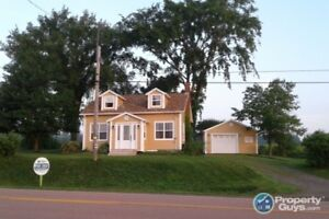 Classic and cozy best describes this 3 bed/1 bath Cape Cod