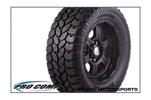 35x12.5x18 inches.  Pro comp all terrain  tires