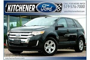 2013 Ford Edge SEL SEL/V6/3.5L/FWD/CAMERA/PANO ROOF/LEATHER