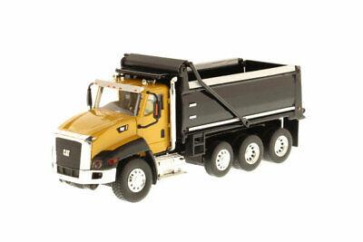 Caterpillar CAT CT660 Dump Truck Yellow 1:50 Model - Diecast Masters - 85290C*