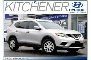 2014 Nissan Rogue S // AUTO // AWD // LOW KMS // ONE OWNER //