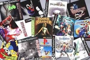 SONY PLAYSTATION/PS2 GAMES ACCESSORIES RARE COLLECTORS ITEMS NEW East Brisbane Brisbane South East Preview