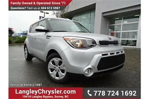 2016 Kia Soul ACCIDENT FREE w/ POWER ACCESSORIES & A/C