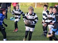 RUGBY COACHING FOR 8-13 YEAR OLDS ON WEDNESDAY EVENINGS