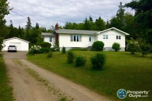 Quiet country living on 2 acres only minutes from amenities