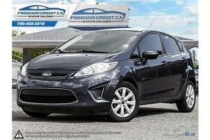 2012 Ford Fiesta SE Hatch Back Sedan SE loaded