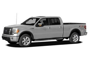 2011 Ford F-150 Trailer Tow.