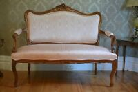 Antique French Settee - free delivery