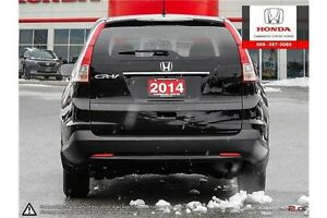 2014 Honda CR-V LX MULTI-ANGLE REAR VIEW CAMERA WITH GUIDELIN... Cambridge Kitchener Area image 5
